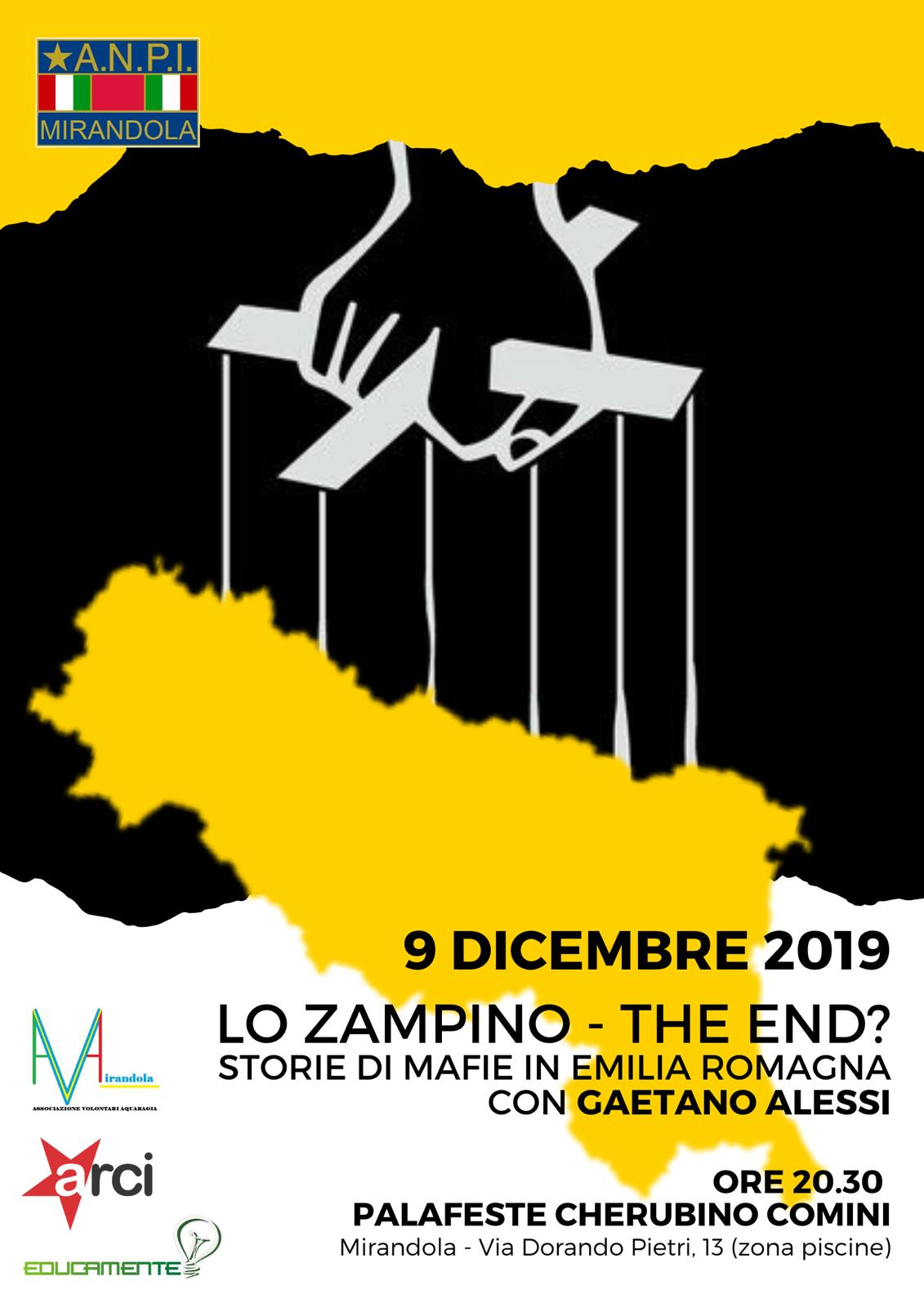 Gaetano Alessi Lo zampino the end?